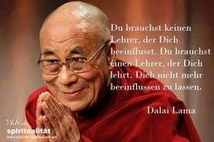 Buddha Quotes Inspirational, Motivational Quotes, Great Words, Wise Words, German Quotes, Something To Remember, Dalai Lama, Qigong, Wise Quotes