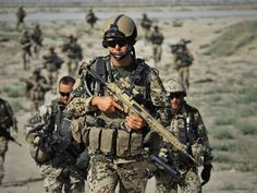 The G3 still serves as the Designated Marksman Rifle (DMR) with the German army. Description from thedailydan.tumblr.com. I searched for this on bing.com/images