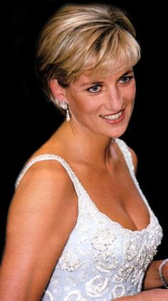 Diana, Princess of Wales, 1997.
