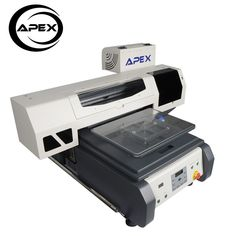 fb6364708 Apex Clothes Digital Flatbed Dtg6090 Direct To Garment Printer For T-shirt  Printing - Buy