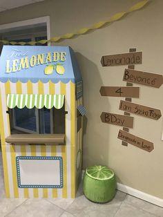 beyoncé lemonade themed party