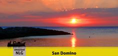 Stasera vi auguriamo un buon week end con questa splendida immagine.Chi di voi avrà la fortuna di ammirare un tramonto così alle tremiti?  fonte immagine: http://www.mynews.it/isole-tremiti?start=40
