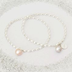 I've just found Create Your Own Lila Personalised Flower Girl Bracelet. Personalised flower girl bracelets are beautiful silver plated bracelets with a bespoke charm range whereby you can build your own jewellery for the perfect gift!. £14.00