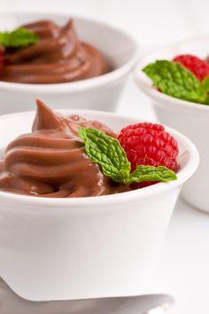 ... Pudding on Pinterest | Chocolate pudding, Strawberry pudding and