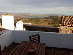 Monsaraz terrace