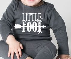 NEW little foot-INFANT | Molly's Chic Boutique