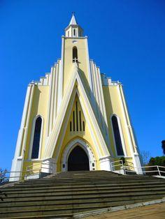 Sananduva Rio Grande Do Sul Igreja Matriz - Brasil
