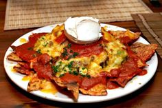 """""""Epic Nachos"""" from Buena Vista Social Cafe, Tygervalley, Cape Town, South Africa."""