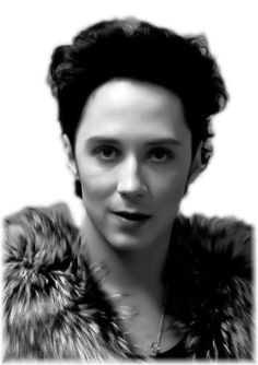 Johnny Weir, Ice Dreams 2011. Exclusive photo © David Ingogly @ Binky's Johnny Weir Blog.