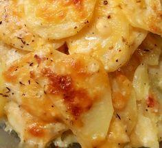 Awesome Scalloped Potatoes