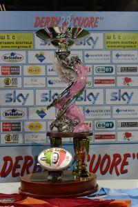 Derby del Cuore- Bricofer sponsor ufficiale