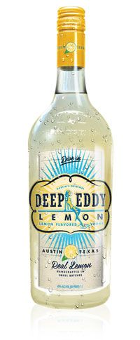 Deep Eddy Introduces Lemon Vodka - my new fav! From Austin Texas! Add to Sprite and enjoy an awesome Deep Eddy Sparkling Lemonade !