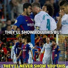 There's always more than one side to a story. Football Jokes, Football Is Life, Football Soccer, Football Things, Football Comedy, Ronaldo Football, Soccer Sports, Soccer Tips, Nike Soccer