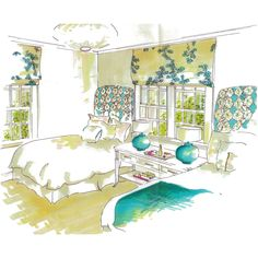 Rendering by Lucy Interior Design #lucyinteriors