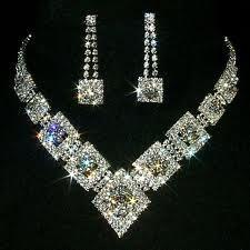 Buy Bridal Jewelry Set Online at karatstreet.com