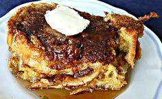 Custard-y french toast casserole is an easy, make ahead, baked breakfast that will take you to breakfast heaven.