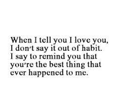 Quotes for Love   QUOTATION – Image :    As the quote says – Description  Image result for love quotes for him   Sharing is love, sharing is everything