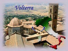 Parlando d'Italia: Volterra, a cidade dos vampiros