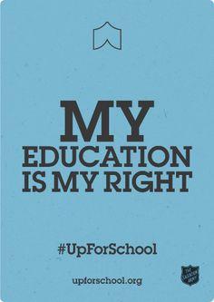 Esercito della Salvezza - #UpForSchool - Per la scuola