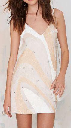 Last Dance Sequin Dress