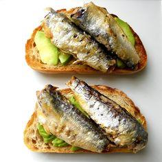 sardine sandwich recipe