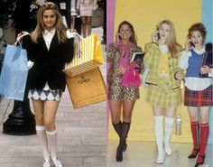 Clueless costume idea. yes  sc 1 st  Pinterest & Clueless Cher Horowitz Inspired Outfit 2 (Halloween Costume ...