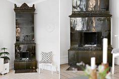 Kakelugn Zweedse Tegelkachel : Best kakelugnar images fire places fireplaces swedish interiors