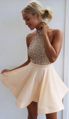 #summer #clothing #trends   Gold Embellishments Dress