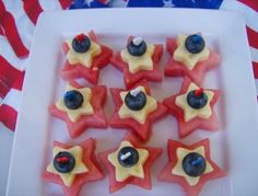 Healthy snacks? b-day-parties