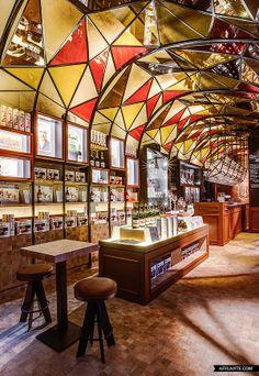 First Duvel Café in Bruges // Puresang | Afflante.com