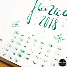 Aquarell, Watercolour, Lettering, Handlettering, Bulletjournal, Frau Erbse