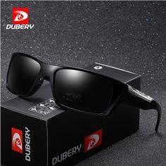ddb927c616 Buy DUBERY Brand Design Polarized Sunglasses Men Driving Shades Male Retro  Sun Glasses For Men Summer Mirror Fashion Oculos