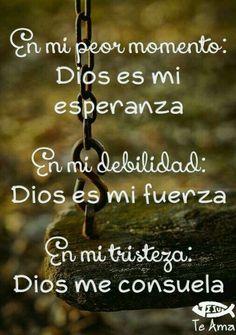 Mi Dios y mi todo.