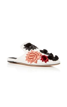 1c66d6344f80 SANAYI 313 Saponaria Slippers.  sanayi313  shoes  flats Embellished Shoes