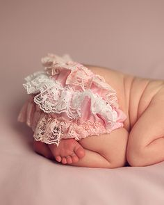 Lace Petti Bloomers | Petti Bloomers - Baby Bloomers - Valentine's Day Bloomer