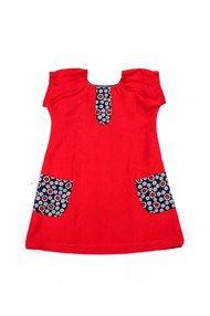 Enda en rød kjole