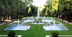 Longwood Gardens  Сады Дюпона