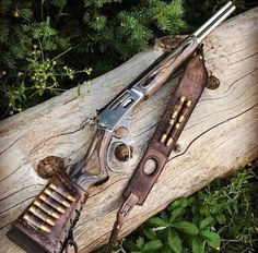The Elk Hunter — Buffalo Brand Leather Leather Rifle Sling, Leather Holster, Weapons Guns, Guns And Ammo, Revolver, Buffalo Brand, Lever Action Rifles, Hunting Rifles, Elk Hunting