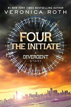 Four: The Initiate (Divergent Series-Collector's Edition Book 2) by Veronica Roth #Overdrive #audiobook #FSPL 4-17-16