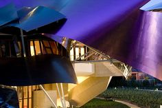 Hotel Marqués de Riscal - Elciego. By Frank Gehry