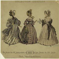 1837 bonnet trim