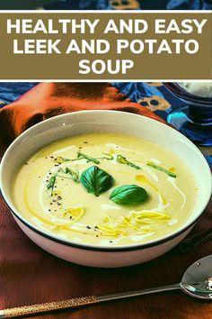Looking for easy leek and potato soup recipe? potato leek soup, leek and potato soup recipe, potato leek soup recipe, leek and potato soup no cream, potato leek soup no cream potato leek, creamy leek and potato soup, leek and potato, best leek and potato soup, healthy leek and potato soup, easy leek and potato soup, best potato leek soup, soup ideas, vegetarian recipes #easyrecipe #dinnerrecipes #cookingforone #30minutemeals #singleserving #recipeforone #foodrecipes #onedishkitchen