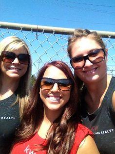 Sherri, Chelsea and Sarah
