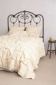 Anthropologie - Rivulets Quilt #Anthropologie #PinToWin