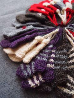 mini mitten and socks