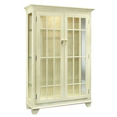 I pinned this Monterey Display Cabinet from the Inspired Room event at Joss and Main!