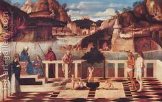 Giovanni Bellini:Allegory of purgatory