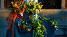 Fruits and Flowers - Carnival in Venice 2012 via Fest 300 Halloween Costumes Kids Homemade, Halloween Kids, Carnival Of Venice, Sustainable Gifts, Venetian Masks, Beautiful Mask, Larp, Playing Dress Up, Oeuvre D'art