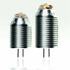 Brilliance G4 LED Bi-Pins - Available in 1.5W and 2W.  Perfect for landscape lighting LED retrofits.