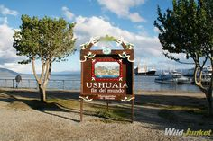 """Ushuaia: """"The End of the World"""" #antarctica #wj"""